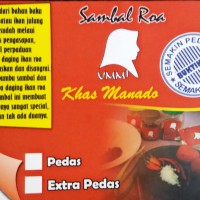 Jual Sambal Roa Ummi Kecil (150 gr.) Murah