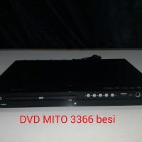 Dvd Player Mito 3366