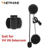 Spare Part / Accessories Bluetooth Intercom V6 / V4 Helmet Intercom