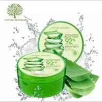 Jual Nature Republic Soothing & Moisture Aloe Vera 92% Gel Original 100% Murah