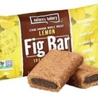 Nature's Bakery Whole Wheat Fig Bar - Lemon (1 Pack)