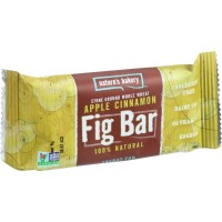 Nature's Bakery Whole Wheat Fig Bar - Apple Cinnamon ( 1 Pack )