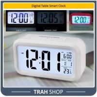 Digital Table Desktop Smart CLOCK Jam Weker- JP9901