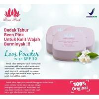 Been Pink Bedak (Loose Powder)