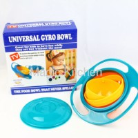 Gyro Bowl: Mangkok Anti-Tumpah