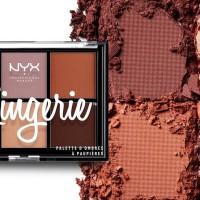 Jual NYX Professional Makeup Lid Lingerie Shadow Palette  Murah