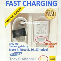 FAST CHARGING Samsung Galaxy Original Charger Note 4, Note 5, S6