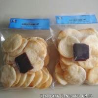 Kemplang Panggang Unyil Belinyu Bangka/ Makanan Khas Bangka / Oleh Ole