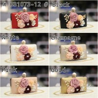 Raja tas CLUCTH PARTY fashion mix flower Bloom 031073-12