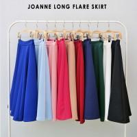 Jual Joanne Long Flare Skirt ( Rok lebar selutut) Murah