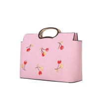 Tas Kulit Luxury Pink Tote Bag Handbags MoDIS Wanita