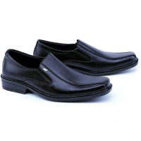 Sepatu Formal / Pantofel / Kantor Pria Hitam Garsel Gmr 0022 Ori Murah