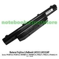Baterai Laptop Fujitsu LifeBook LH532 LH532AP