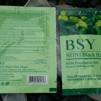 Jual BSY NONI, Black Hair Magic Shampoo - Penghitam Rambut Murah