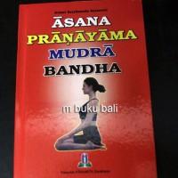 Asana Pranayama Mudra Bandha - buku hindu