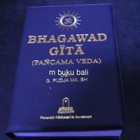 Bhagawad Gita Pancama Veda - buku hindu