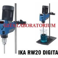 RW20 digital package ORIGINAL RW 20 IKA GERMAN