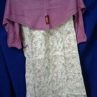 Baju gamis anak Oka Oke - jilbab/ Baju anak Oka Oke - uk. 5