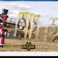 DVD Kamen Rider Decade