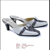Sandal Flat - Sandal Heels Casual Wanta - Sandal Wanita Trendy