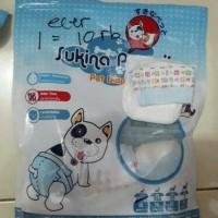 Sukina pet Diaper XSSS - popok anjing kucing ecer