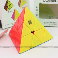 Rubik yong jun yulong pyraminx stickerless