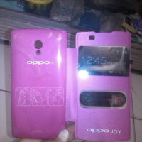 flip cover hp oppo joy