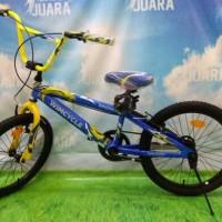 WIMCYCLE BMX 20 INCI BRONCOW FRISTAIL SEPEDA ANAK
