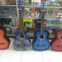Jual Gitar akustik GRATIS senar 1set dan pick Murah