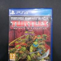 Jual ps4 teenage mutant ninja turtles TMNT reg 2 Murah