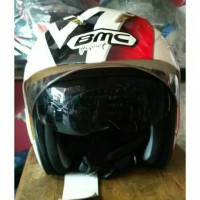 helm bmc Fuji-r double visor