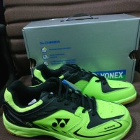 Sepatu Badminton Yonex Srcr 75 Lime Green Original