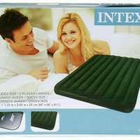 Jual kasur angin downy airbed queen best quality uk 1.52x2.03x22cm Murah