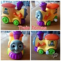 Jual SALE Mainan Edukasi Edukatif Anak Train Thomas Colourful bisa Begerak Murah