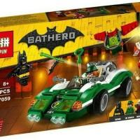 Jual Lego Cina Bricka-Batman movie-the Riddle Car,calenderman,batman Murah