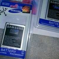 Baterai Battery Samsung Galaxy Note 1 (GT-N7000/GT-I9220) (ORIGINAL)