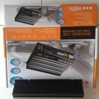 power amplifier ads bmo 500.1d ..class d 1000w