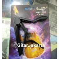 Jual Capo Gitar Bass Ukulele Merk Cowboy Alat Jepit Murah Jakarta Murah