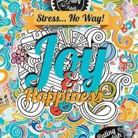 Jual Coloring Diary For Adult: Joy & Happiness by Ranggi Ariliah (HC) Murah