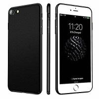 Jual iPhone 7 Case HUMIXX Thin Sleek Lightweight Scratch Resistant BLACK Murah