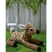 Jual Boneka Kancil Totol (Deer Doll) Murah