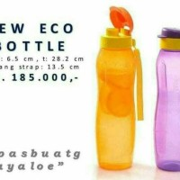 Tupperware New Eco Bottle 1L Slim 2pcs