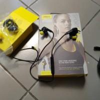 Jual headset earbud JABRA SPORT PULSE ( no JBL, GYM , Run , Shoes , lari ) Murah