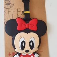 Jual Luggage Tag Minnie Mouse Murah