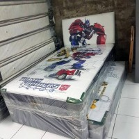 Kasur Spring Bed Anak 2 in 1 Elite Serenity 120 (ada airland romance)