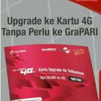 perdana upgrade telkomsel