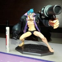 ONE PIECE POP NEO STRONG WORLD FRANKY