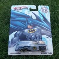 Jual Hot Wheels Batman CHEVY PANEL Ban Karet Error Murah