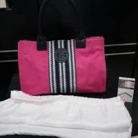 tas ori second tory burch murah pink tote