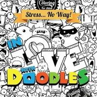 Jual Drawing & Coloring For Adult: In Love With Doodles by Ranggi Ariliah Murah